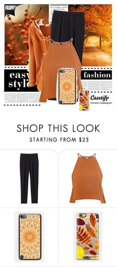 """CASETIFY"" by margarita1107 ❤ liked on Polyvore featuring ファッション, Rebecca Taylor, Casetify と Glamorous"