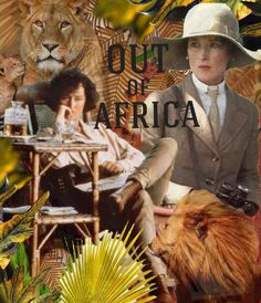 Out of Africa... @Bazaart