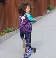 Kid wearing target style