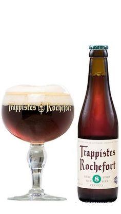 ROCHEFORT 8 De Rochefort 8 is een heerlijk trappistenbier van de brouwerij Notre-Dame de Saint-Remy. Deze tripel is lichtzoet met een aroma van diverse kruiden. Een echte aanrader! https://bierrijk.nl/rochefort-8