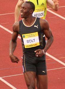 Usain Bolt [JAM]