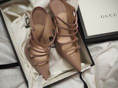 GUCCI high-heels