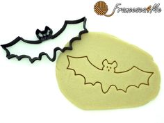 Bat Cookie Cutter/Multi-Size by Francesca4me on Etsy