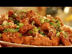 General Tso's Chicken is a delicious dish you'll find at most Chinese restaurants--and you can make the very same dish in your own kitchen at home.