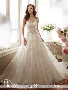 Sophia Tolli Bridal Gown Monte / Y11719