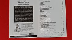 Petales d'amour - the life story of Hildegard Medina Emam, our founder is published (in french) Love