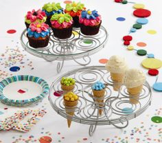 Party Cake Plate by tag® | Organize.com