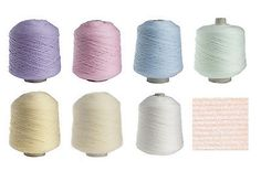 Baby 4 ply 500g cone 100% acrylic #knitting wool soft #pastel james #brett yarn,  View more on the LINK: http://www.zeppy.io/product/gb/2/261488438203/