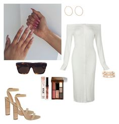 }}}} by whosay on Polyvore featuring polyvore fashion style Jennifer Meyer Jewelry Messika Vera Wang Bobbi Brown Cosmetics clothing