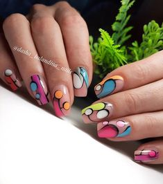Trendy pedicure and manicure ideas awesome 45 ideas Great Nails, Perfect Nails, Stylish Nails, Trendy Nails, Ruby Nails, Long Square Nails, Feather Nails, Exotic Nails, Nail Art Brushes