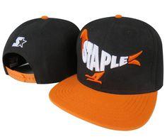bef9fce4ce187 Staple Design Pigeon New Era Hats - Black Yellow Adjustable 0436