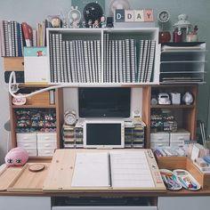 Study Room Decor, Study Rooms, Diy Room Decor, Bedroom Decor, Study Space, Study Corner, Study Design, Study Inspiration, Home Room Design