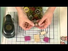 Crafting At The Spotted Canary Show 101 Promo on BYUTV--making your own clock+more crafts