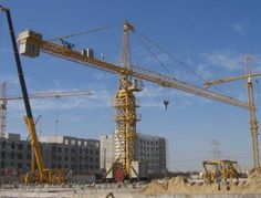 #tower crane in Dubai www.icnbm.com