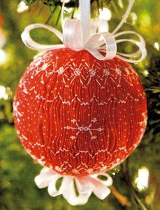 Smocked Ornaments with Louese  A. 1:00 PM - 4:00 PM Wed., Aug. 7 & 21      After you have taken the beginning Hand Smocking class, this would be a great follow up class to start a small smocking project. You can hone your smocking skills while making beautiful smocked ornaments to hang on your Christmas tree. Make several as perfect gifts for family and friends!