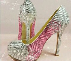 Sparkly Heel
