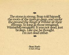 By quotes from Westeros