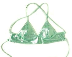 Bikinis & Swimwear by GoddessBikini Bralette Bikini, Bikini Swimwear, Swimsuits, Swimsuit Tops, Bikini Tops, Bathing Suit Top, Bikini Fashion, String Bikinis, Mint