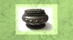 Vintage lighter ronson crown newark nj usa briquet ancien antique collectible pat. re 19023 canada 288148 289889 brass laiton by Lyssjart on Etsy