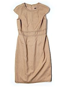 Tiny Flaw Size 10 David Meister Casual Dress for Women