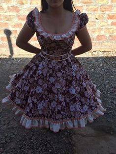 Clogs Outfit, Frocks For Girls, Super Cute Dresses, Flower Dresses, Fashion Outfits, Womens Fashion, Formal Dresses, My Style, Casual