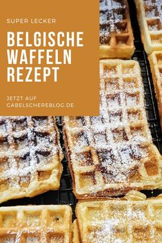 Waffles always go, always taste good, are made quickly and the ingredients are usually at home. I& been flirting with a Belgian waffle iron for some time. Recipe and asked about the waffle maker, I really like to share it with you today! Belgian Waffle Iron, Belgian Waffles, Delicious Vegan Recipes, Gourmet Recipes, Baking Recipes, Drink Recipes, Easy Vanilla Cake Recipe, Easy Cake Recipes, Waffle Cake