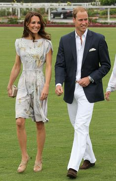 Kate Middleton in The Duke and Duchess of Cambridge Attend A Polo Match for Foundation for Prince William & Prince Harry