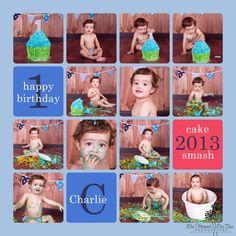 Cake Smash |  Boy Cake Smash Brisbane | Cake Smash Ipswich | www.onemomentonetimephotography.com.au