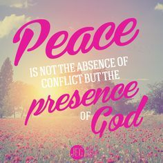 273f7ea2b84168 Peace is not the absence of conflict