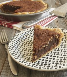 Caramel Peanut Butter Brownie Pie is fudgy, gooey, rich, nutty, and amazingly delicious!