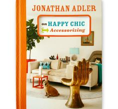 Contemporary style in design from Jonathan Adler