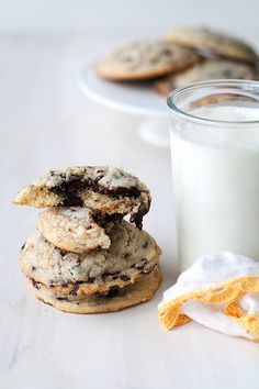 Super Soft Chocolate Chip Cookies by Cindy | Hungry Girl por Vida, via Flickr