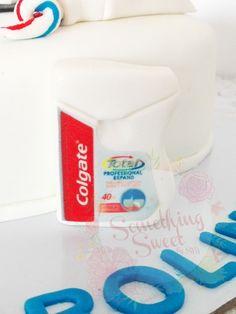 Something Sweet by SM - Dentist Cake