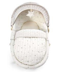 Millie & Boris - Moses Basket - New Arrivals - Mamas & Papas #mamasandpapas #dreamnursery