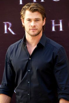 Chris Hemsworth... <3