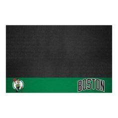 Boston Celtics 26 in. x 42 in. Grill Mat, Multi
