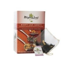 Mighty Leaf Tea Mighty Leaf Variety, Whole Leaf Pouches, 1.36-Ounces, 15-Count (Pack of 3) (Grocery) http://www.amazon.com/dp/B001E95KOW/?tag=wwwmoynulinfo-20 B001E95KOW