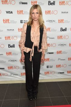 Clémence Poésy au Festival du Film de Toronto