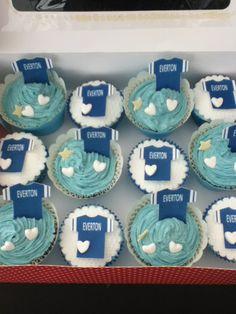 birthday cakes cake ideas forward everton football 60th birthday cake ...