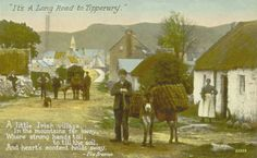 Old Photos of County Tipperary in the Republic of Ireland.