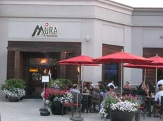 Mura at North Hills is a staff favorite