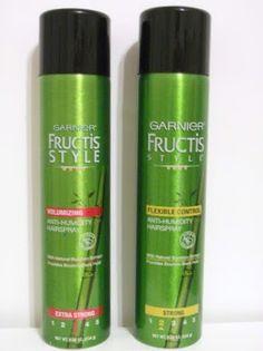 Best hairspray ever!  3 words: Inexpensive. Anti. Humidity. Plus it smells SOOOO good. <3