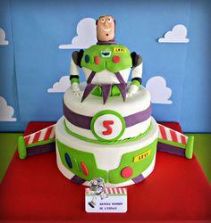 Buzz lightyear 5th party | CatchMyParty.com