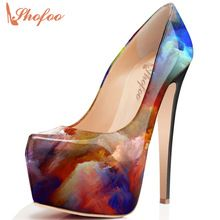Cheap spike heels, Buy Quality designer pumps directly from China evening shoes Suppliers: So Kate Women High Spike Heel Punk Round Toe Watercolor Pumps Dress Party Evening Shoes Woman Large Size Shofoo Design Platform High Heels, High Heel Pumps, Women's Pumps, Pump Shoes, Stiletto Heels, Stilettos, Women's Shoes, Dress Shoes, Beautiful High Heels