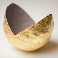 Sculptural Bowl. #Art #Decor.