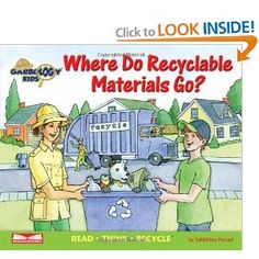 Where do Recyclable Materials Go