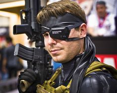 Comic-Con 2011 – Solid Snake