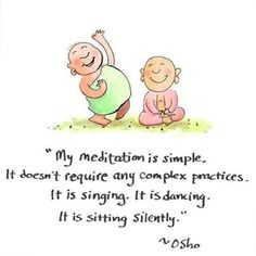 Meditation may be a challenge for most people to do as a habit. But it is not as difficult as some may think. There are several easy meditation techniques that Tiny Buddha, Little Buddha, Easy Meditation, Mindfulness Meditation, Meditation Quotes, Guided Meditation, Yoga Quotes, Life Quotes, Wisdom Quotes
