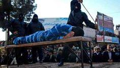 Irán: condenan a 99 latigazos a 35 jóvenes por hacer una fiesta juntos