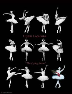 The dying swan.